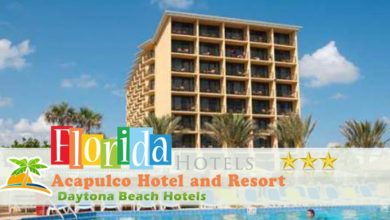 Photo of Acapulco Hotel and Resort – Daytona Beach Hotels, Florida