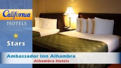 Photo of Ambassador Inn Alhambra, Alhambra Hotels – California