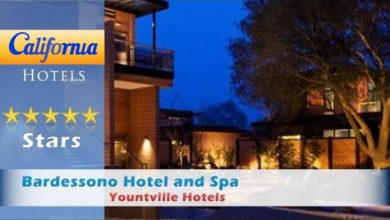 Photo of Bardessono Hotel and Spa, Yountville Hotels – California