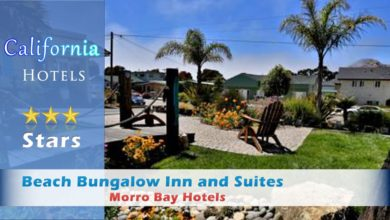 Photo of Beach Bungalow Inn and Suites, Morro Bay Hotels – California