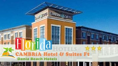 Photo of CAMBRiA Hotel & Suites Ft Lauderdale, Airport South & Cruise Port – Dania Beach Hotels, Florida