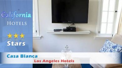 Photo of Casa Blanca, Los Angeles Hotels – California