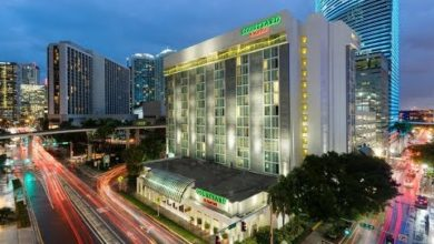 Photo of Courtyard by Marriott Miami Downtown – Miami Hotels, Florida