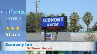 Photo of Economy Inn, Willows Hotels – California