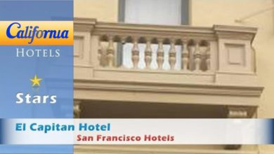 Photo of El Capitan Hotel, San Francisco Hotels – California