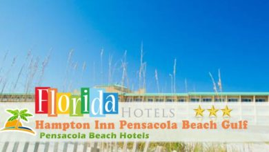 Photo of Hampton Inn Pensacola Beach Gulf Front – Pensacola Beach Hotels, Florida