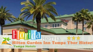 Photo of Hilton Garden Inn Tampa Ybor Historic District – Tampa Hotels, Florida