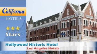 Photo of Hollywood Historic Hotel, Los Angeles Hotels – California