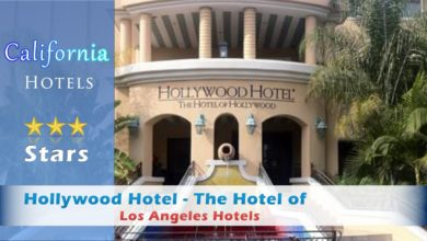 Photo of Hollywood Hotel – The Hotel of Hollywood Near Universal Studios, Los Angeles Hotels – California