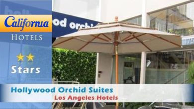 Photo of Hollywood Orchid Suites, Los Angeles Hotels – California