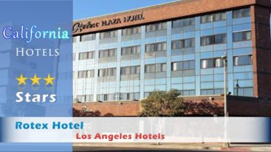 Photo of Rotex Hotel, Los Angeles Hotels – California